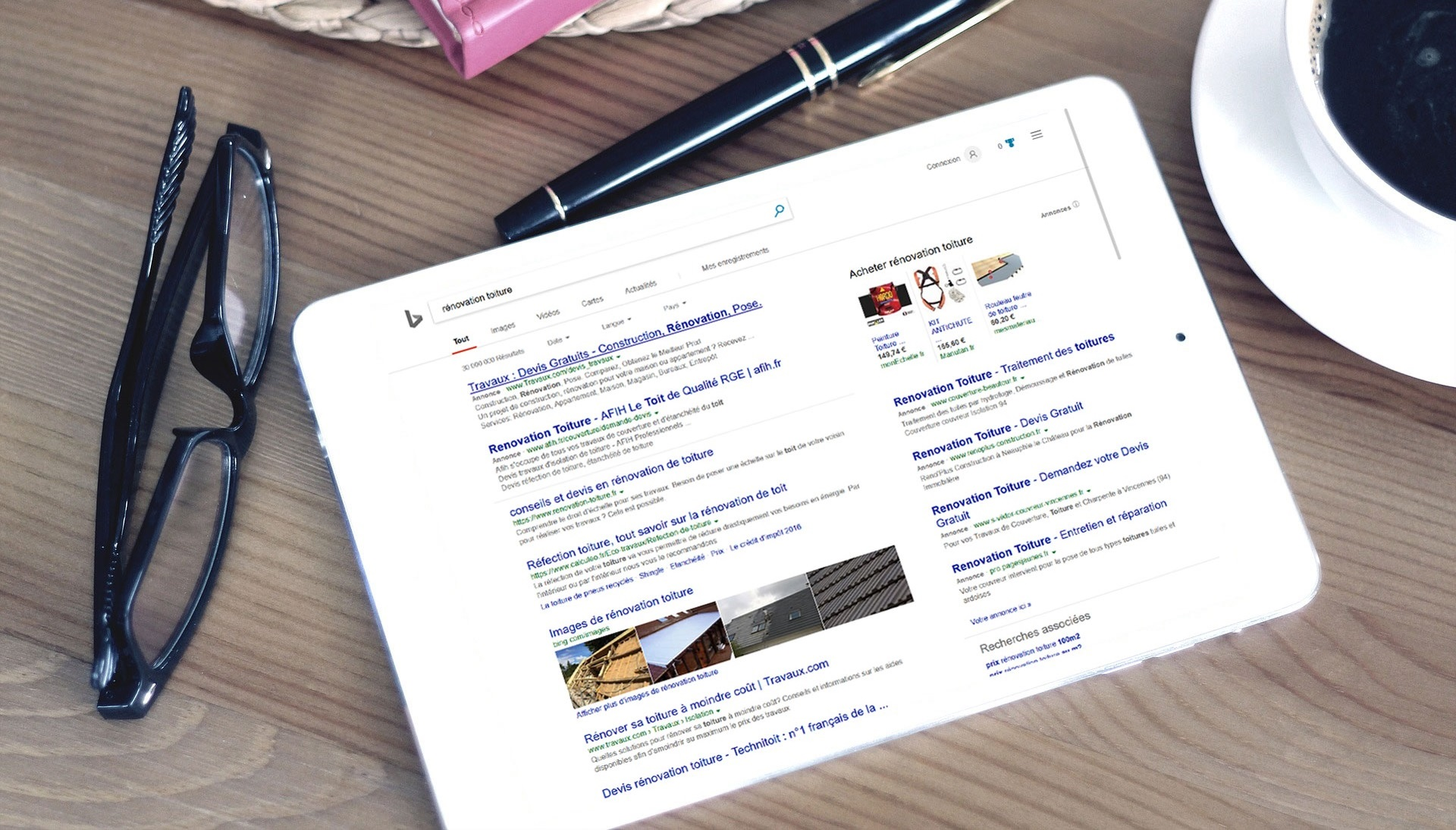 r f rencement google boostez le trafic sur votre site internet. Black Bedroom Furniture Sets. Home Design Ideas